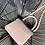 Thumbnail: Mini Top handle bag - Nude