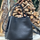 Thumbnail: Leather Bucket Bag - Small
