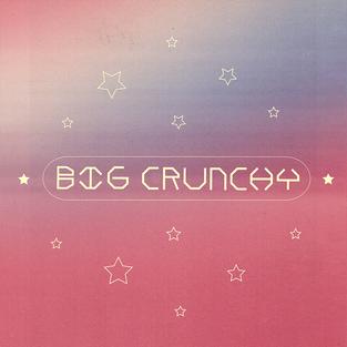 """""""Big Crunchy"""" Font"""