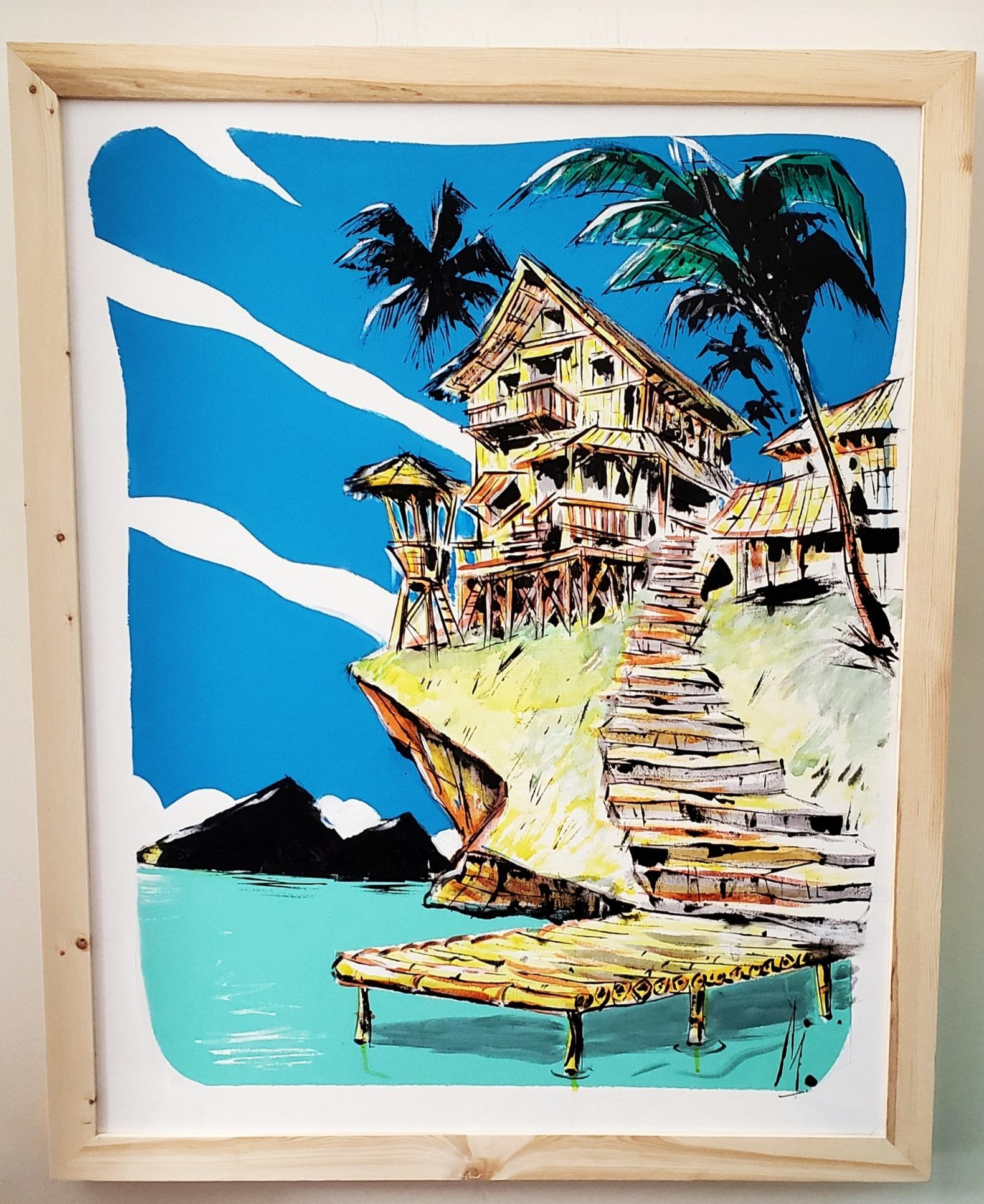 """Beach Hut_5"""