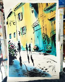 """'Paris Streets"""""""
