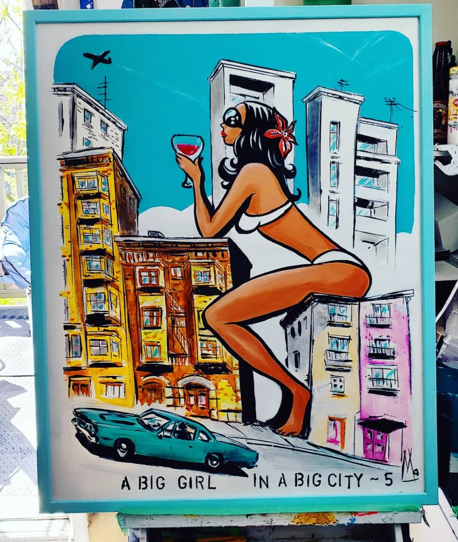 """Big Girl in a Big City_5"""