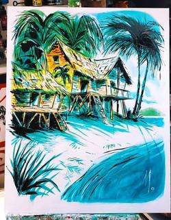 """Beach Hut_2"""