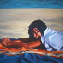 """""""Susan on the Beach"""""""