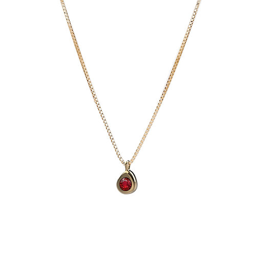 Jezebel & Gem Necklace