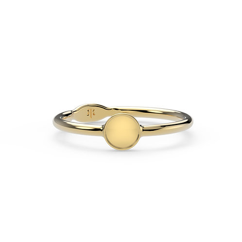 Mathilde Rounded Ring