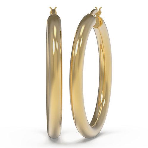 Laura Hoop Earrings
