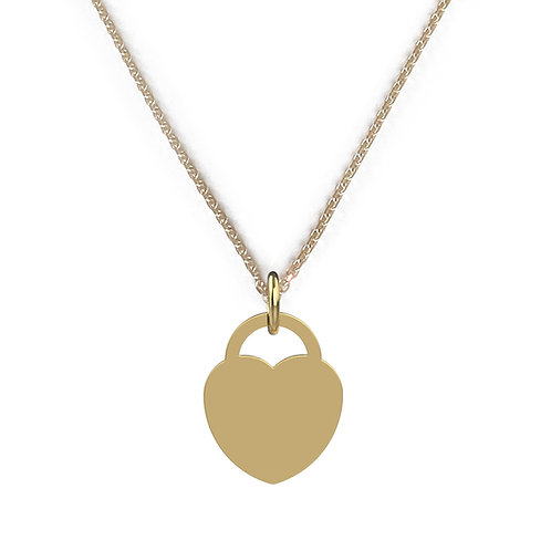 Valerie Heart Necklace