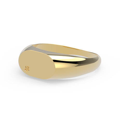 Margrethe Signet Ring