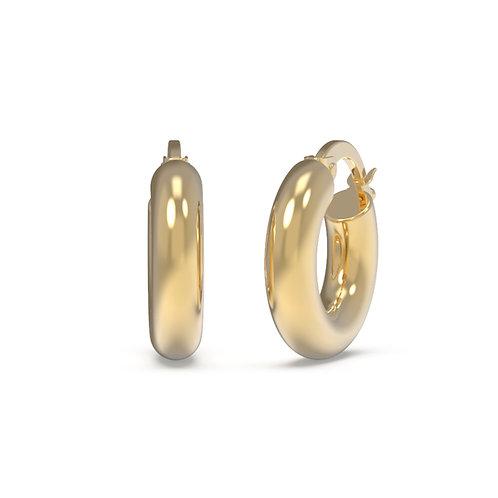 Lisa Hoop Earrings