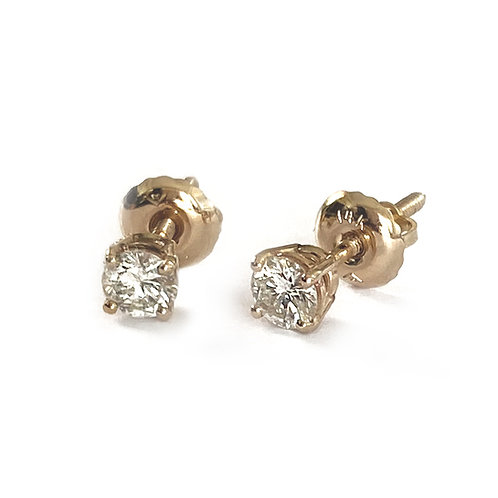 Ray Diamond Earrings