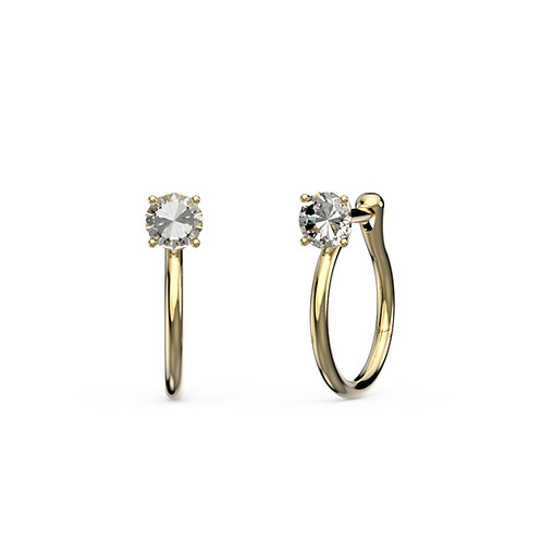 Charlotte Diamonds Earrings