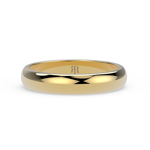 Henrietta Wedding Band