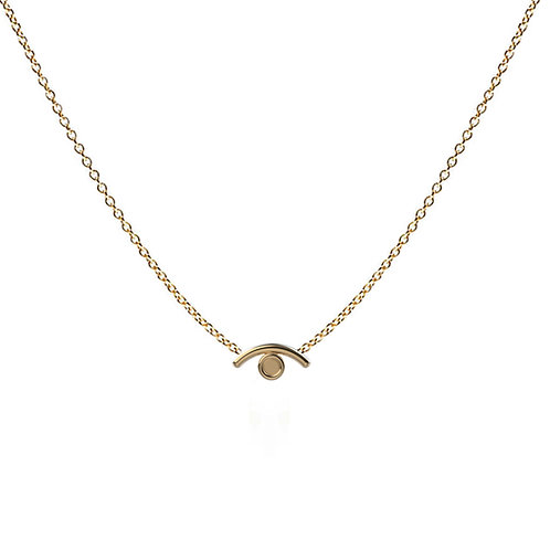 Mathilde Eye Necklace