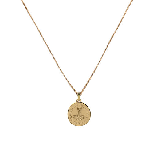 "Ulrika ""Good luck"" Vikings Necklace"