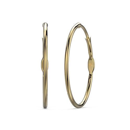 Artemisia Oval earrings