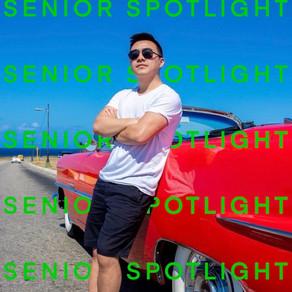Senior Spotlight - Xristian Tjarka