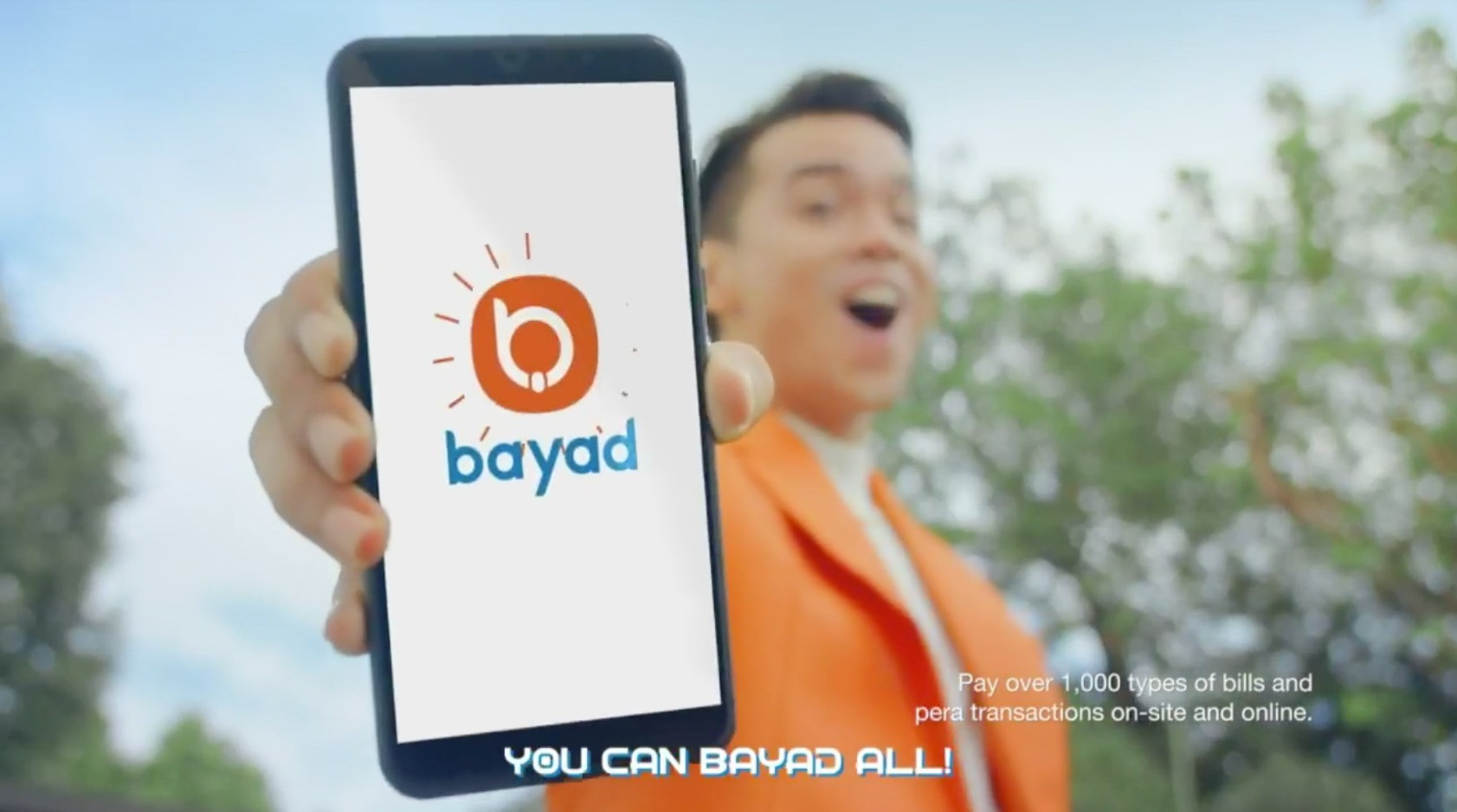 #BayadAll with the BAYAD App