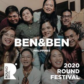 Ben & Ben Round 2020 ASEAN Korea Music Festival