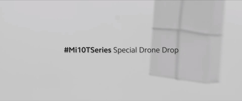 Mi10TSeries Special Drone Drop