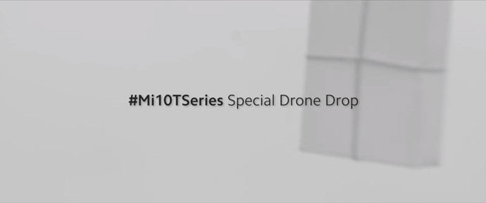 Mi10TSeries Special Drone Drop