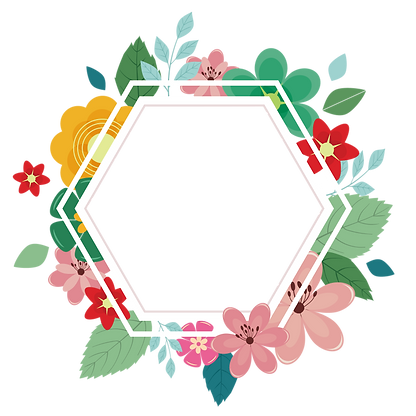 kisspng-hexagon-vector-flower-hexagon-5a
