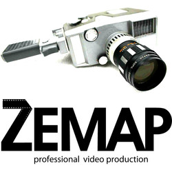 Remap professional video productions