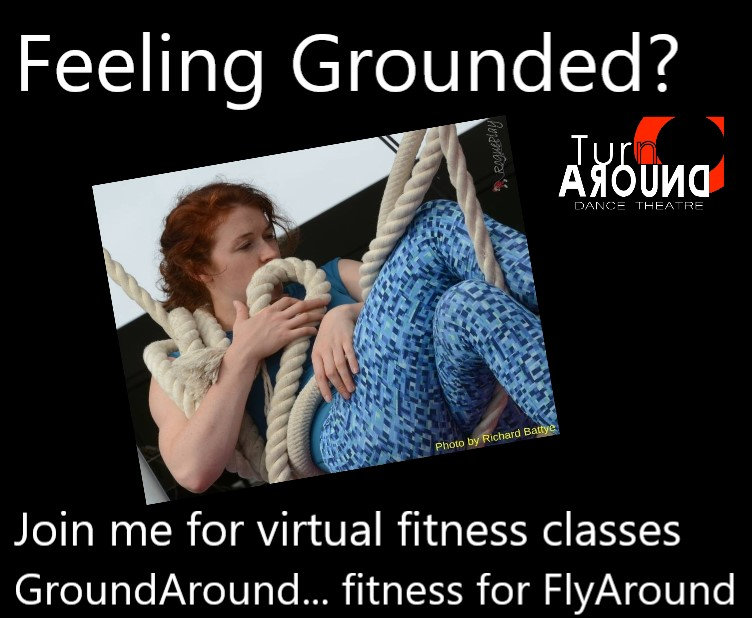 GroundAround... fitness for FlyAround