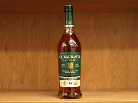 Glenmorangie Port Cask Finish 14yr