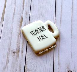Teacher Fuel Cookie