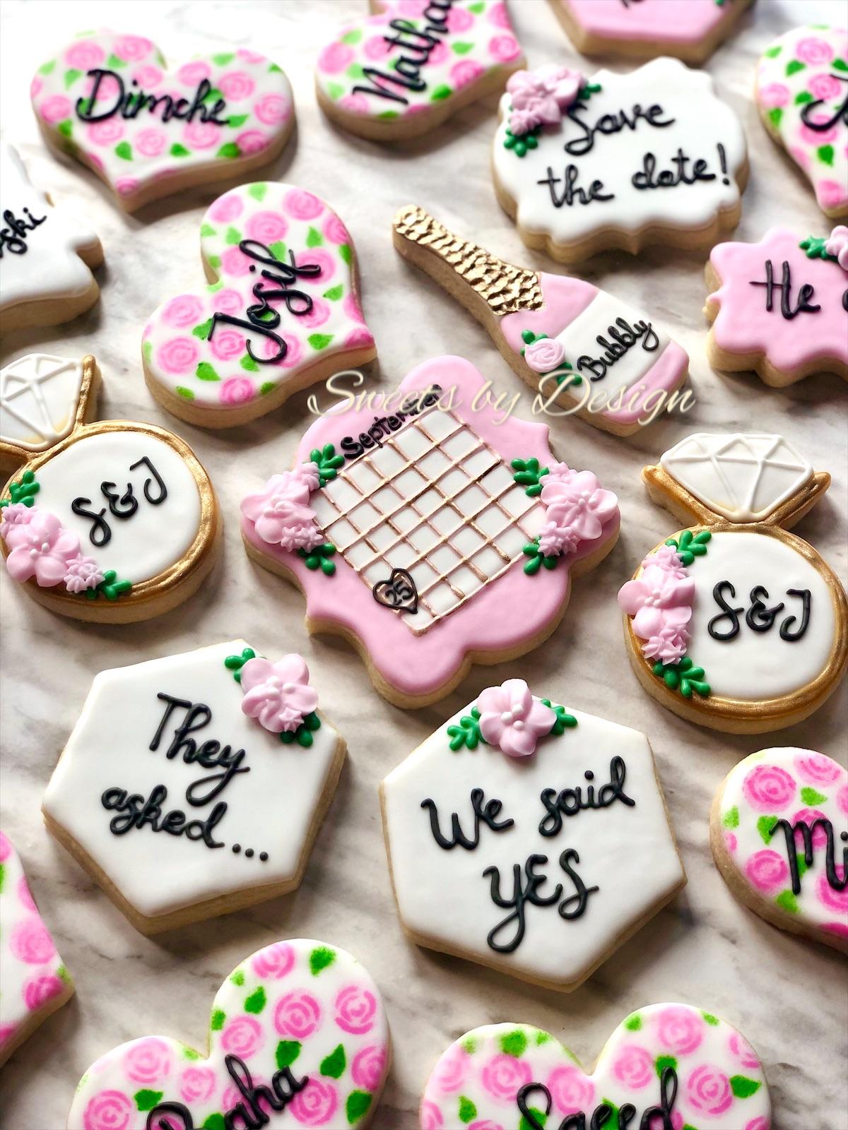 Bridal Party Set