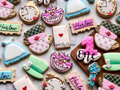 Detailed Sugar Cookies