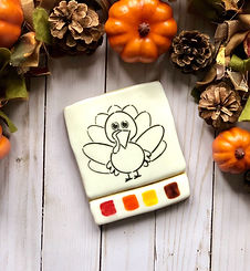 Thanksgiving Paint Your Own