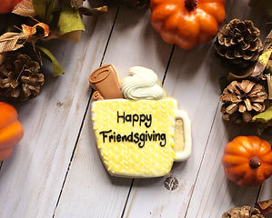 Happy Friendsgiving