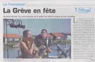 Premier Degré - Journal LE LITTORAL