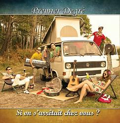 Premier Degré - Groupe de musique - Chansons Françaises - Concert - Nouvelle Aquitaine