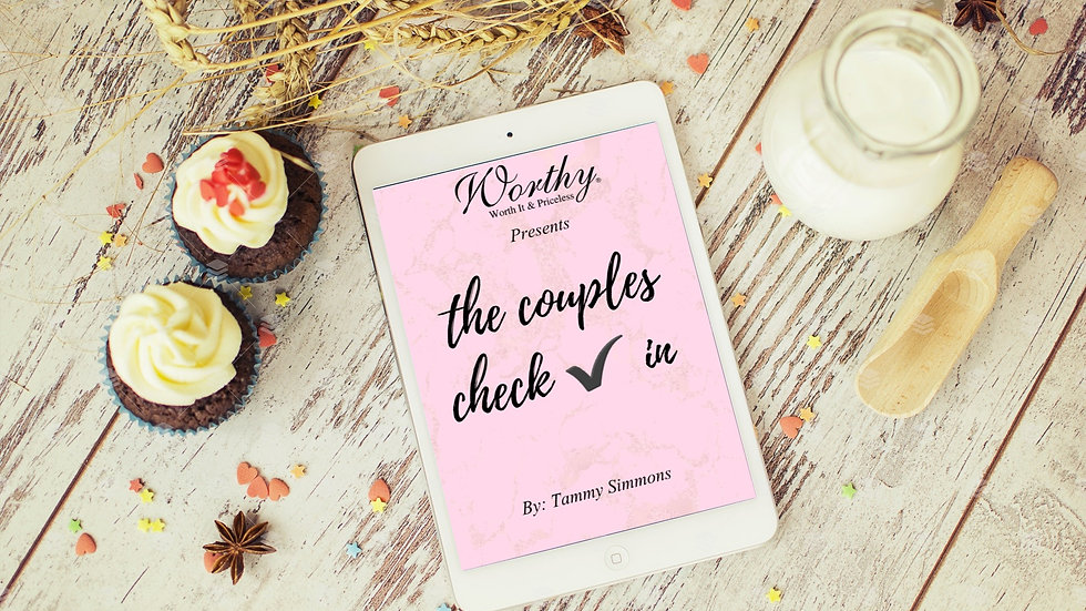 The couple's check in ebook