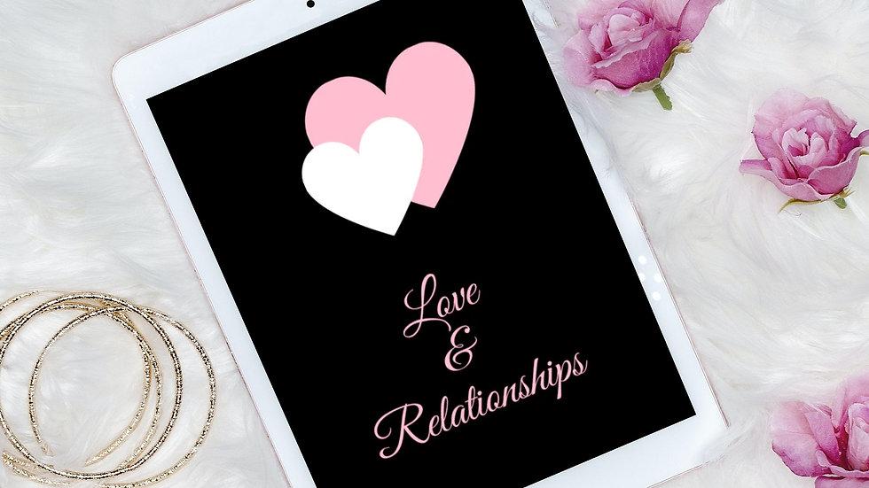 Love & Relationships  EBook