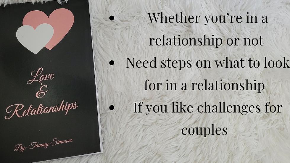 Love & Relationships Paperback