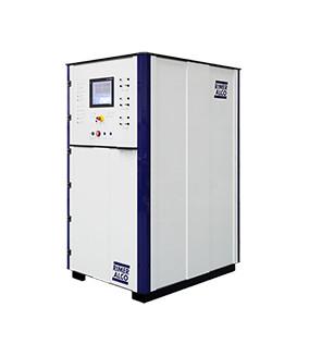 Custom medical machinery enclosure
