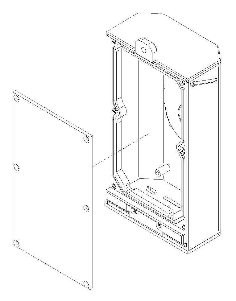 Weatherproof plastic enclosure open.png