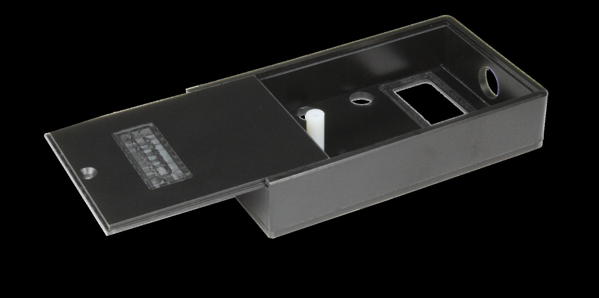 Custom plastic handheld housing