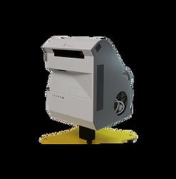 Custom interactive projector enclosure2.