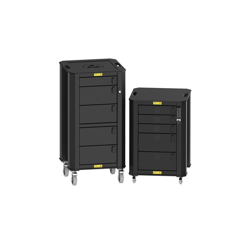 Nuwco ESD Drawer Trolley Standard and Un