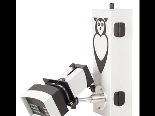 Weatherproof IP66 mounted enclosure