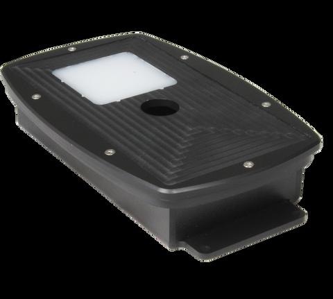 Custom plastic LED enclosure