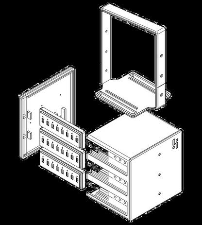 Custom enclosure design