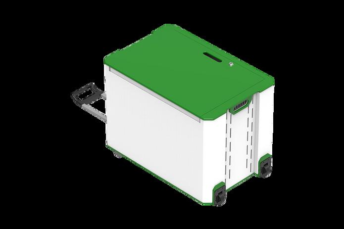 Trolley enclosure