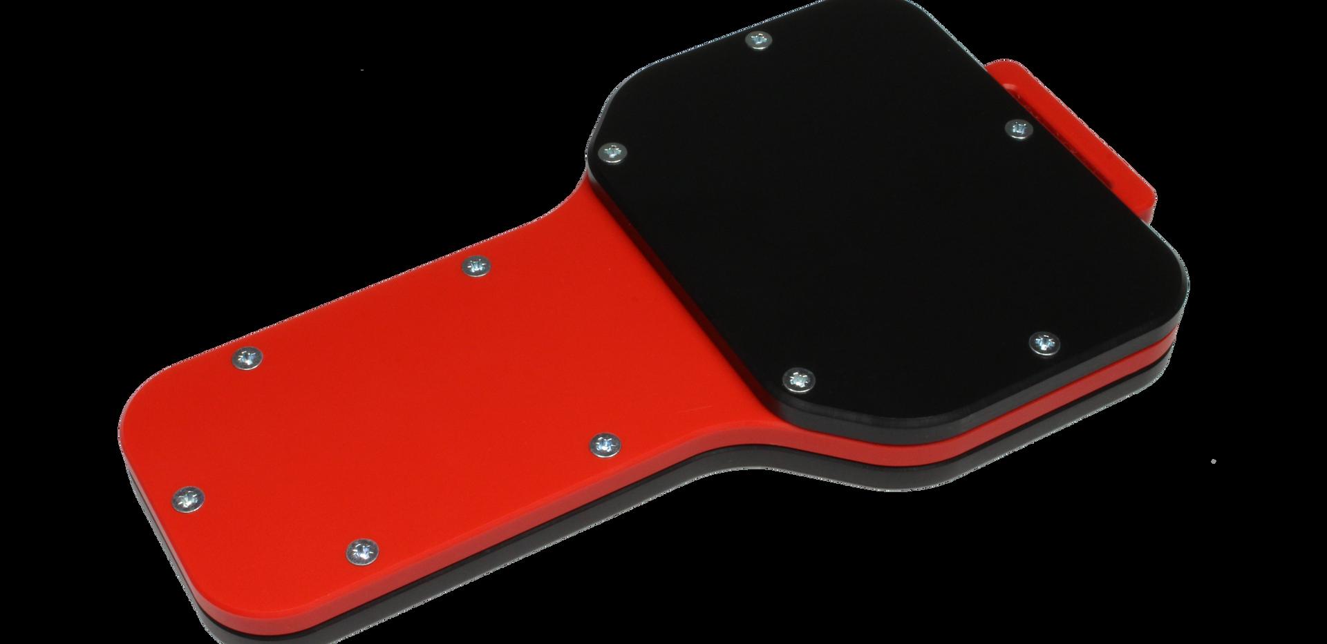 Custom industrial IP67 handheld enclosure