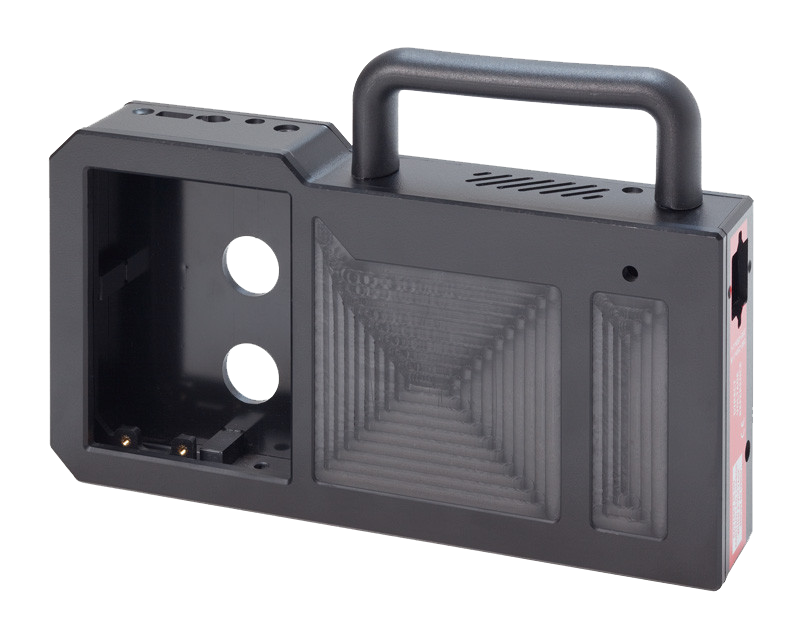 Custom industrial portable enclosure